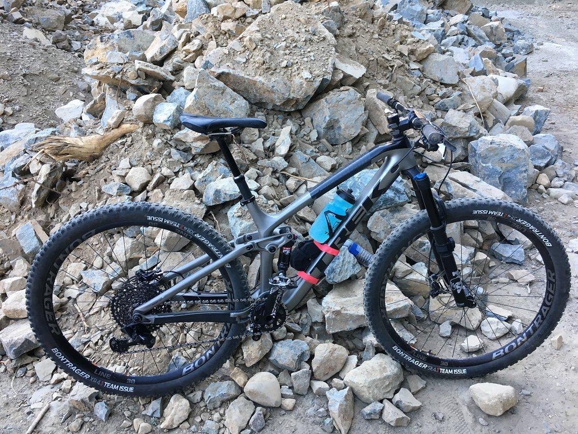 Mein Kampfgefährte: Trek Fuel EX – Jahrgang 2018 und ein echter Rennschlitten auf wilden Trails