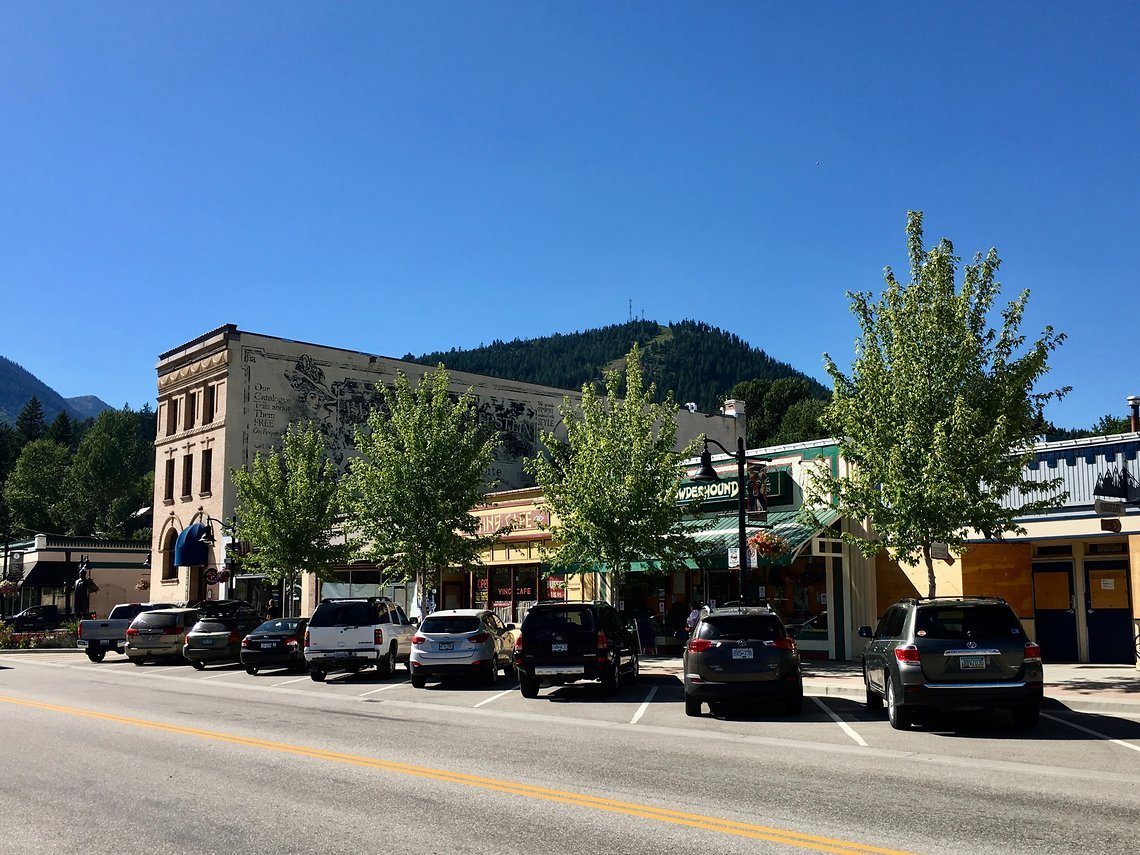Rossland Town