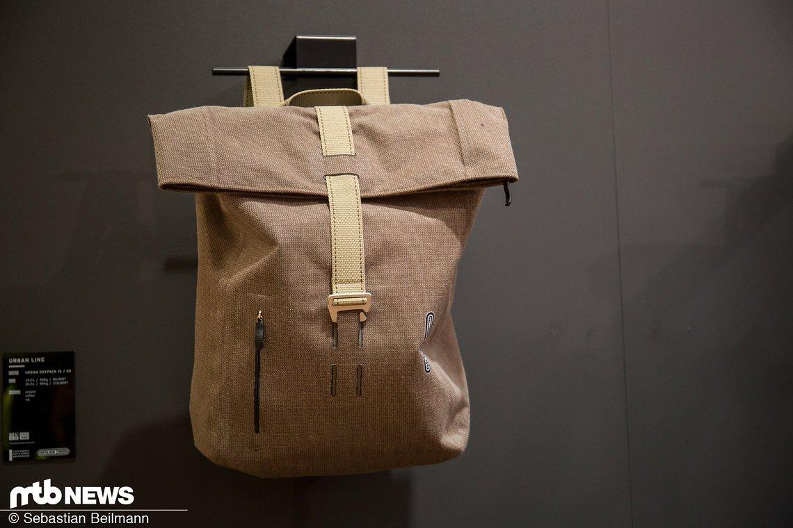 Das Ortlieb Urban Daypack ist mit 15 oder 20 l Volumen verfügbar