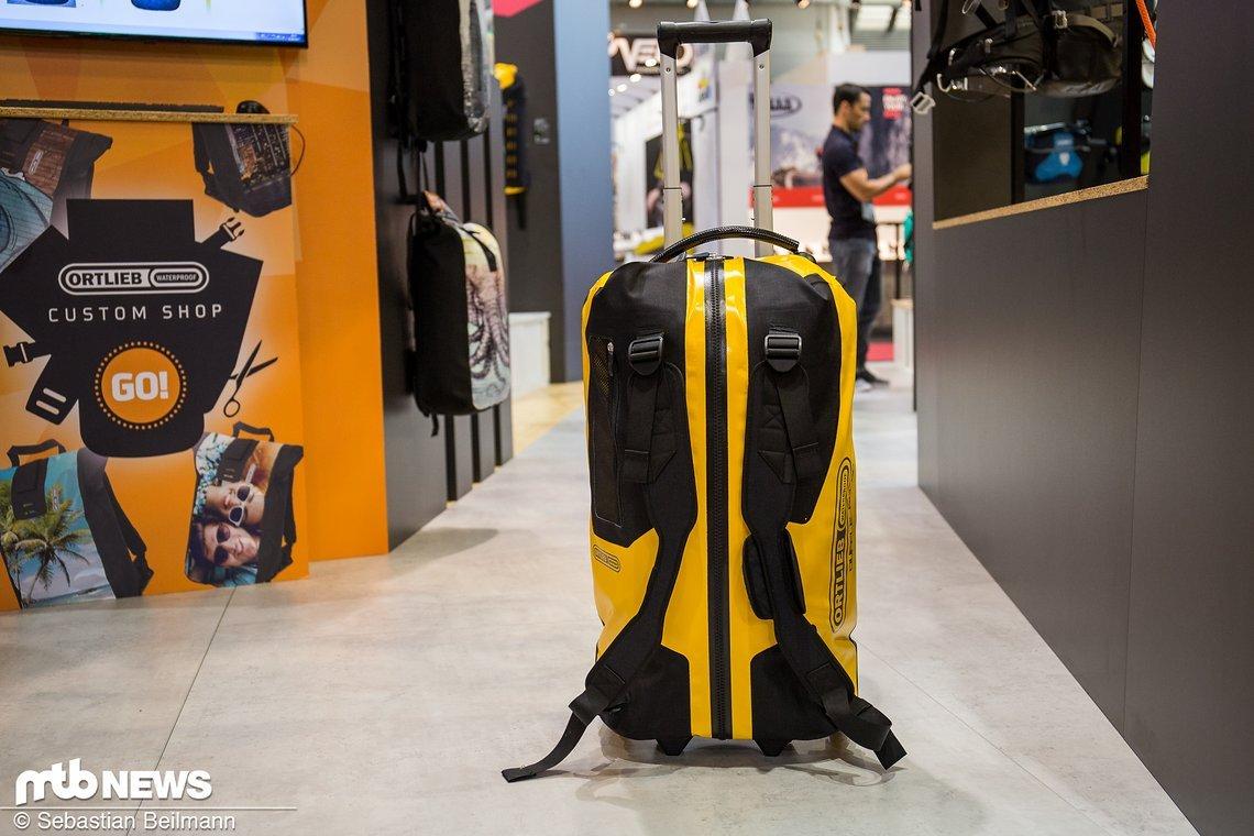 Die Ortlieb Duffle RG Reisetasche