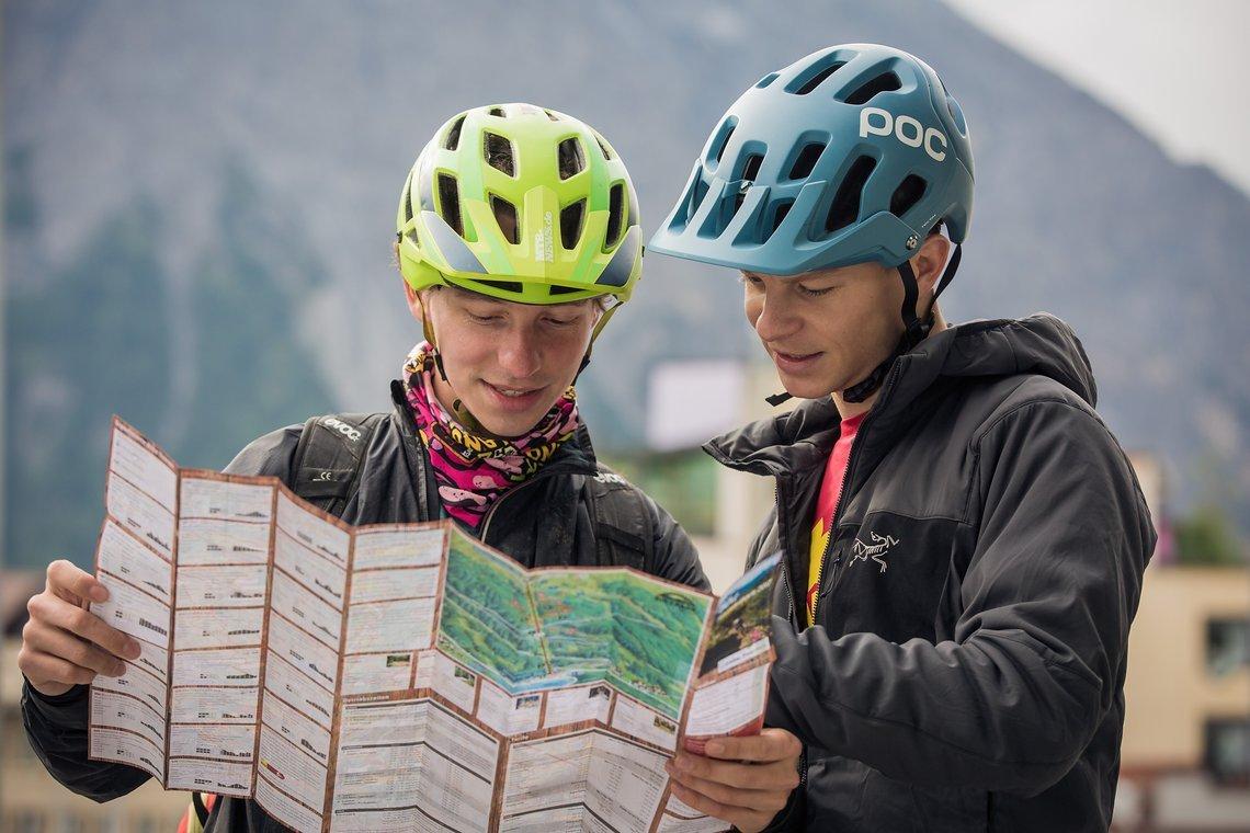 Topographische Karten sind out - es lebe die ungleich schwerer zu studierende und zu Navigationsfehlern verleitende Panoramakarte