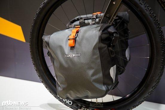 Das Ortlieb Gravel Pack (Pair) bietet 2 x 12,5 l Volumen und wiegt entsprechend 2 x 580 g