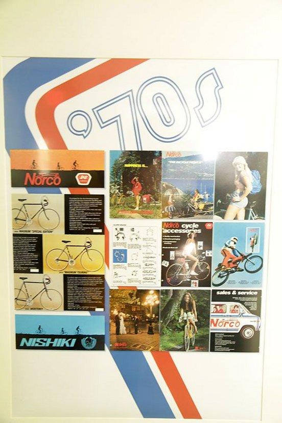 Alte Norco-Werbung aus den 70ern...