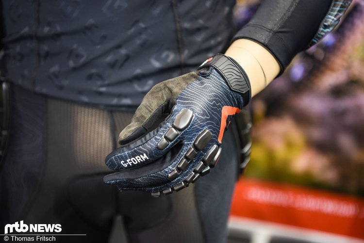 G-Form Pro Trail Gloves.
