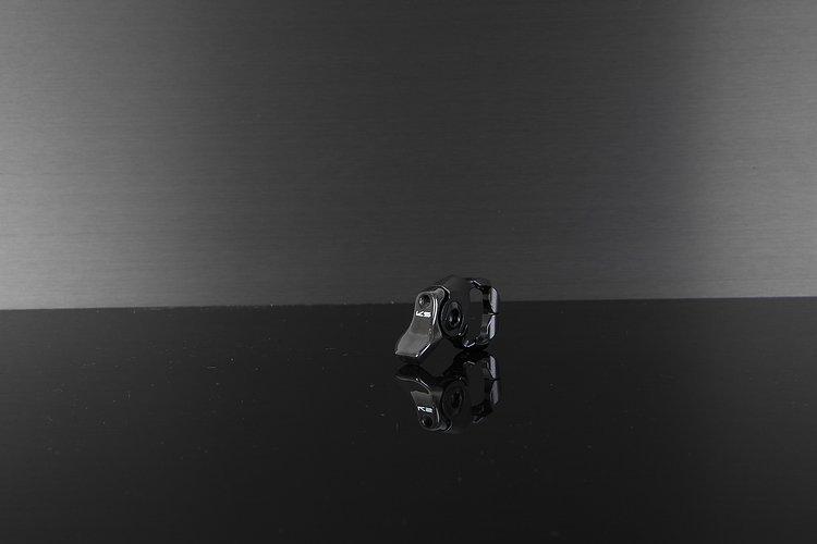 Der Remote-Hebel der neuen Kind Shock LEV-Ci besteht nun aus Carbon