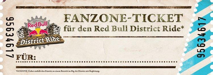 fanzone ticket redbull