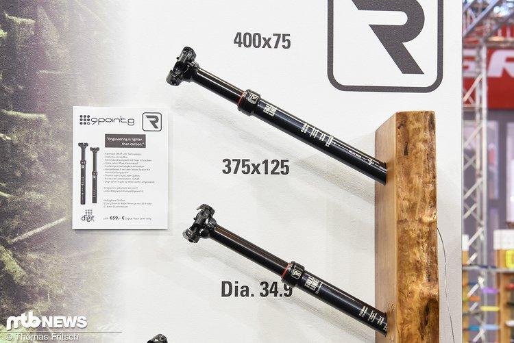 Angeboten werden in der neuen R-Serie zwei verschiedene Modelle